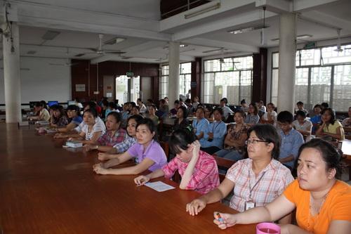 Giao lưu với nhà nghiên cứu Nguyễn Đắc Xuân