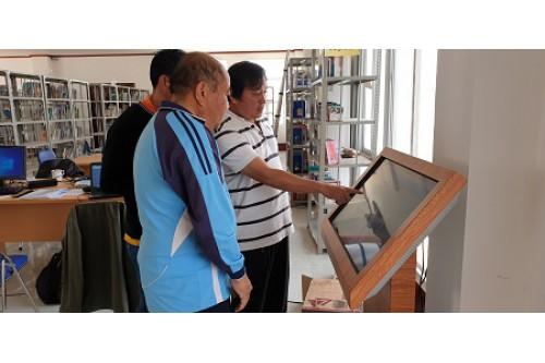 Triển khai chương trình hỗ trợ Thư viện Tỉnh Xiêng Khoảng – Lào nâng cấp thư viện