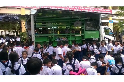 Chương tình Nông thông tại Huyện Hóc Môn