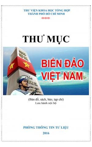 Thư mục Biển đảo Việt Nam