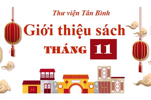 Thư viện Tân Bình - Giới thiệu sách Tháng 11 năm 2020