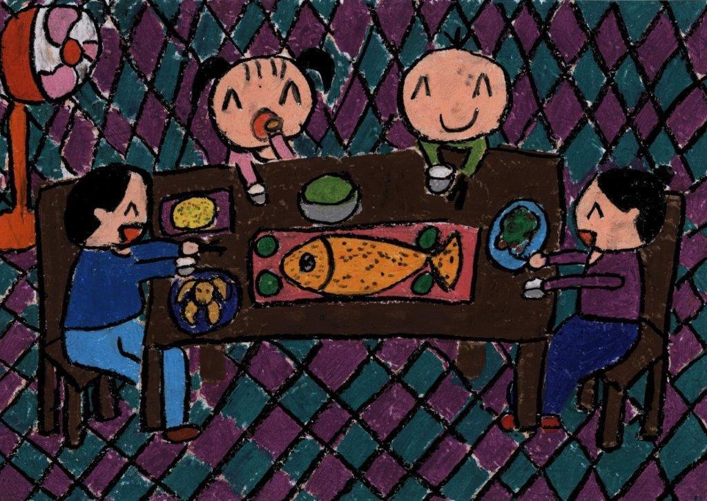 Bữa ăn gia đình