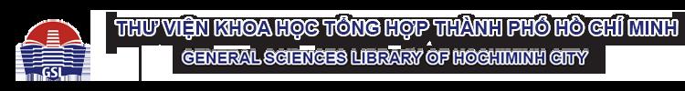 Thư viện Khoa học Tổng hợp Thành phố Hồ Chí Minh